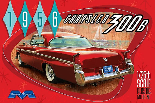 Moebius 1956 Chrysler 300B