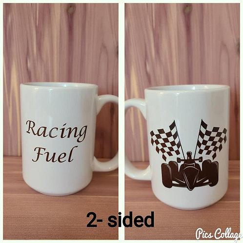 Racing Fuel Coffee Cup