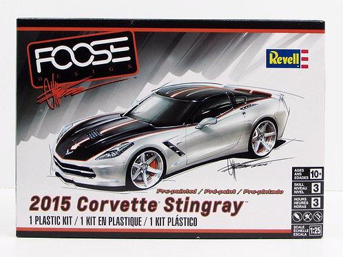 Revell Foose 2015 Corvette Stingray
