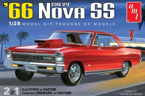 AMT 1966 Chevy Nova SS
