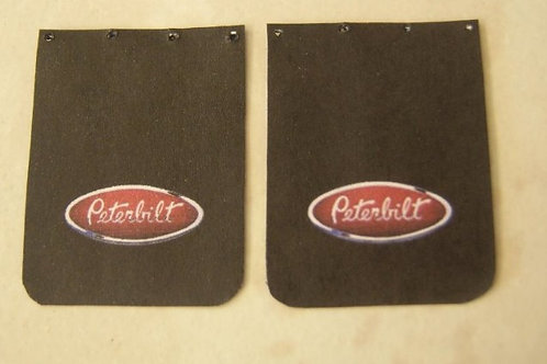 Plastic Dreams Peterbilt Mud Flaps