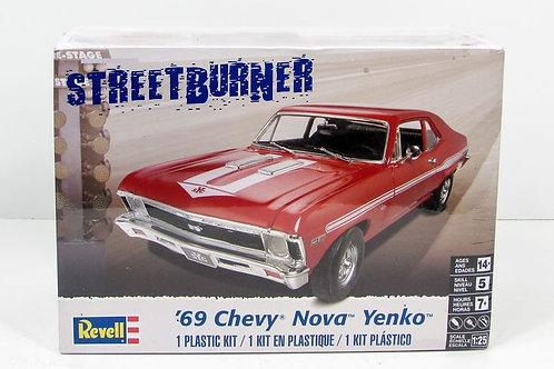 Revell '69 Chevy Nova Yenko