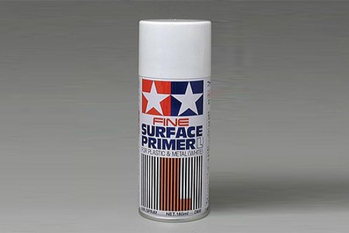 Tamiya White Primer Spray Paint