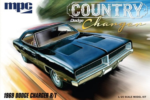 """MPC 1969 Dodge Charger R/T  """"Country Charger"""""""