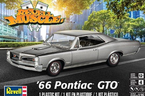 Revell 1966 GTO