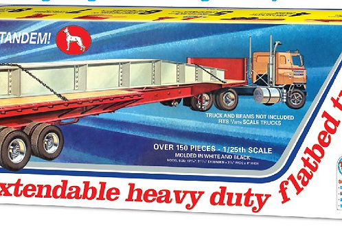 AMT Great Dane Extendable Flat Bed Trailer