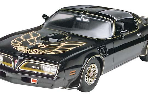 Revell Smokey & The Bandit 1977 Pontiac Trans Am