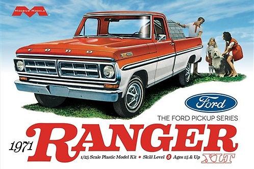 Moebius 1971 Ford  F100 Ranger XLT Pickup