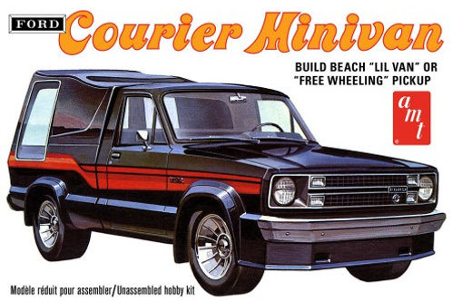 """AMT 1978 Ford Courier """"Minivan"""""""