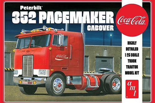 AMT Peterbilt 352 Pacemaker Cabover Tractor