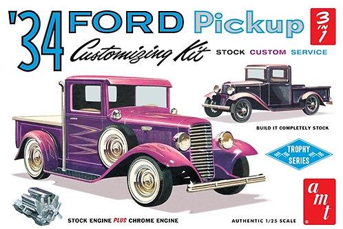 AMT 34 Ford Pickup Customizing Kit