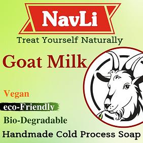 Goat Milk Soap, NavLi Naturals