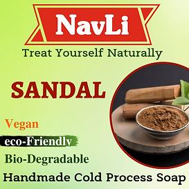 Sandal Soap, NavLi Naturals