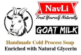 NavLi Goat Milk Soap