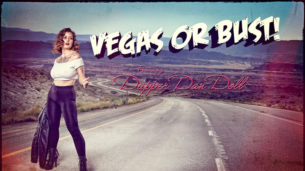 Dapper Dan Doll Vegas