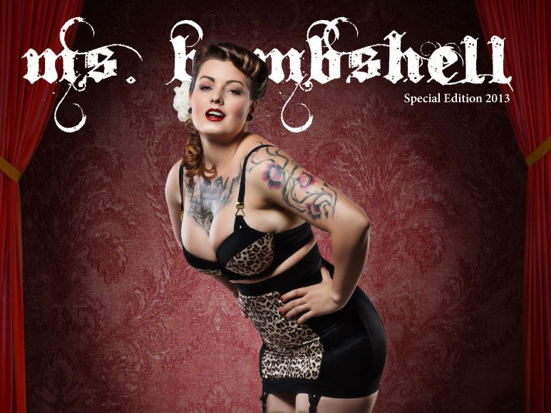 Dapper Dan Doll Ms. Bombshell