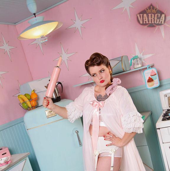Dapepr Dan Doll Kitchen Witch