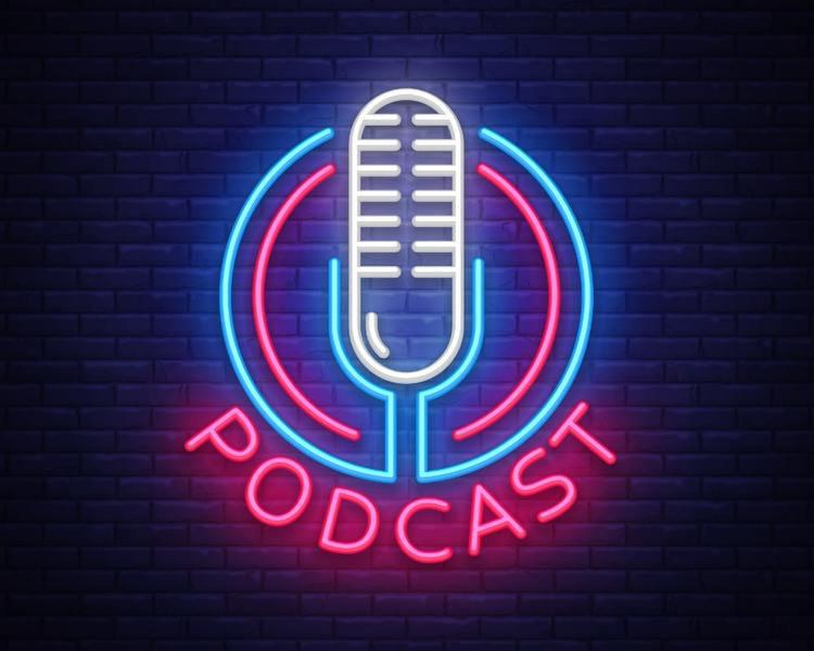 Neon-podcast-logo
