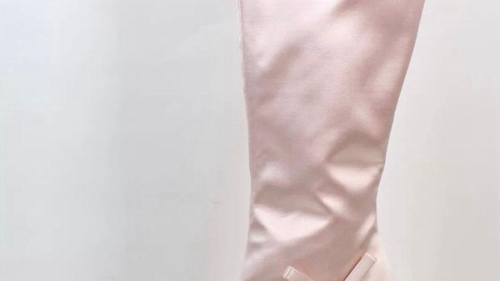 Christian Dior Satin Boots