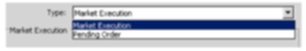 Metatrader Market Execution order