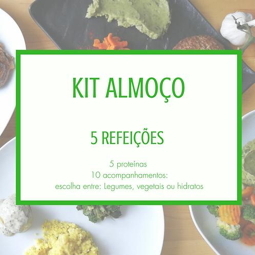 Kit 5 Almoço