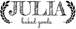 Julia Logo White