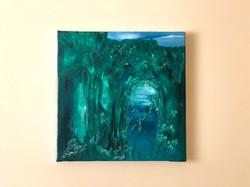 Entrances are exits ( Emerald Hills )