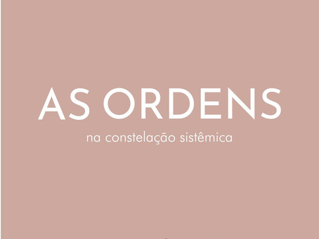 As Ordens do Amor - Bert Hellinger