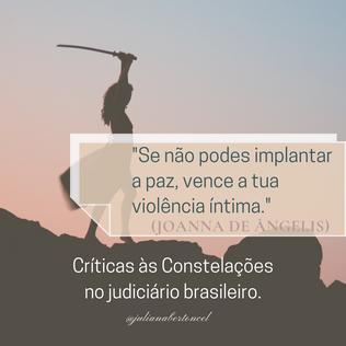 """""""Se não podes implantar a paz, vence a tua violência íntima.""""(Joanna de Ângelis)"""