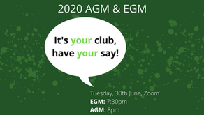 AGM and EGM notification