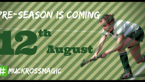 Pre-Season is coming!