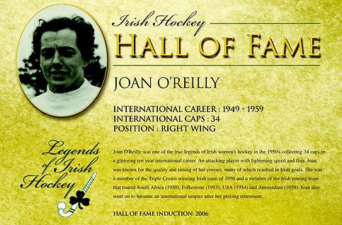 Joan O'Reilly