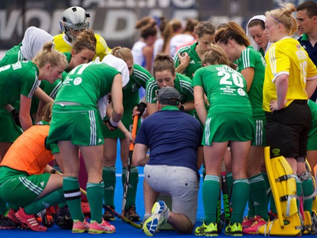 Ireland Women's Road to Rio comes to an end...