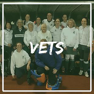 Vets Hockey team