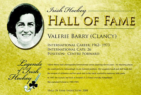Valerie Barry Clancy