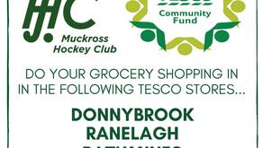 Tesco Ireland community fund initiative