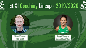 19-20 1st XI Coaching Lineup announcement