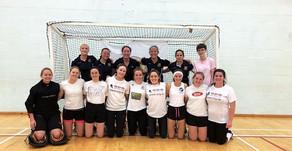 Irish Indoor Squad Selection - Sophie Barnwell
