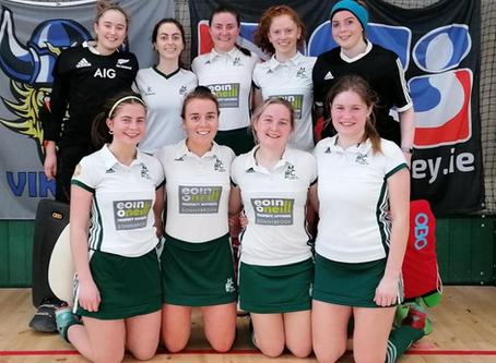 Leinster Indoor League runners-up
