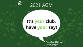 AGM 2021 notification