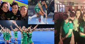 The Green Army are going to the Olympics!