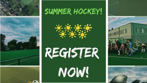 Summer Hockey Registration