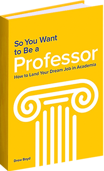 So You Want to be a prof book.png