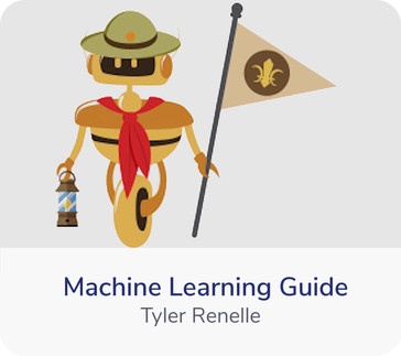 """Learn the high level fundamentals of machine learning and artificial intelligence. Where other resources provide the """"trees,"""" Tyler provides the """"forest."""" Consider this your Machine Learning Syllabus. You'll learn basic intuition..."""