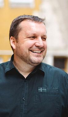 Miroslav Tóth - Riaditeľ Gateway College