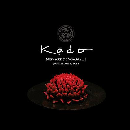 KADO  -New Art of WAGASHI-   English /Japanese