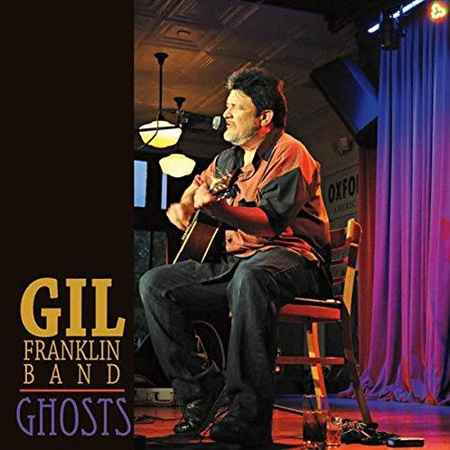 "GIL FRANKLIN ""Ghosts"" CD"