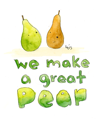 We Make A Great Pear