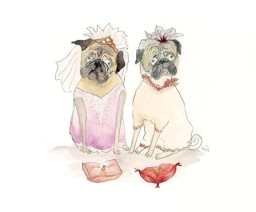 Married Pugs