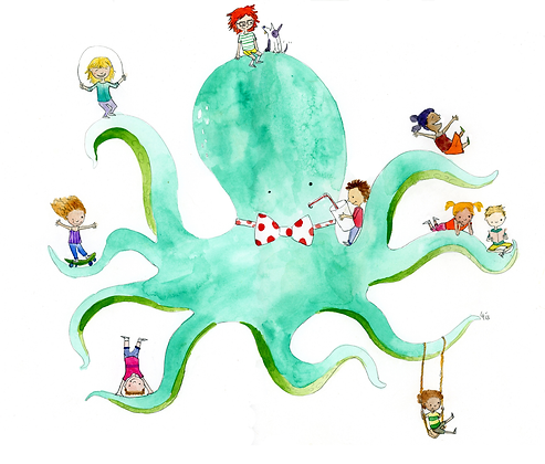 Octopus Playground